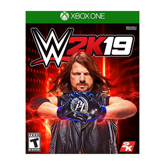 XBox One Wwe 2k19 Video Game