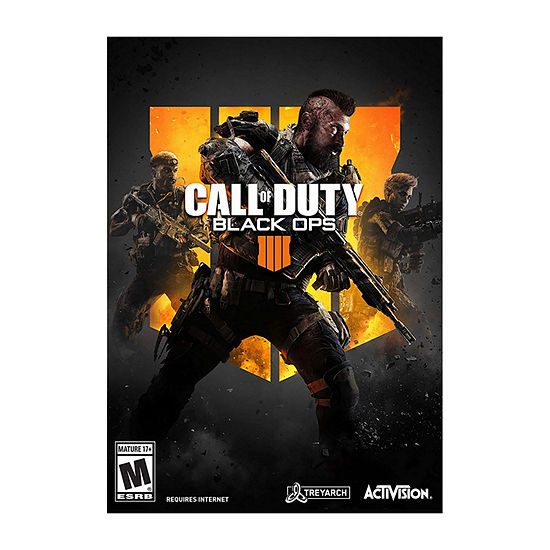 Call Of Duty Black Ops 4 Pc Game Video Game