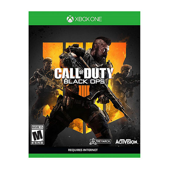 XBox One Call Of Duty: Black Ops 4 Video Game