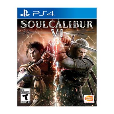 Playstation 4 Soul Calibur VI Video Game