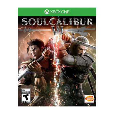 XBox One Soul Calibur VI Video Game