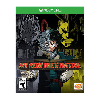 XBox One My Hero Ones Justice Video Game