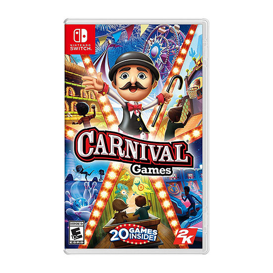 Nintendo Switch Carnival Games Video Game