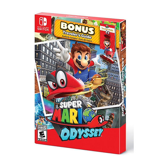 Nintendo Switch Super Mario Odyssey: Starter Pack Video Game
