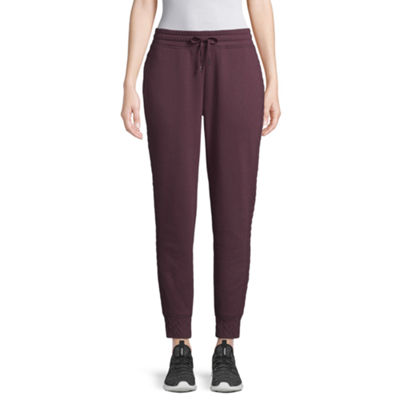St. John's Bay Active Quilted Fleece Jogger Pants