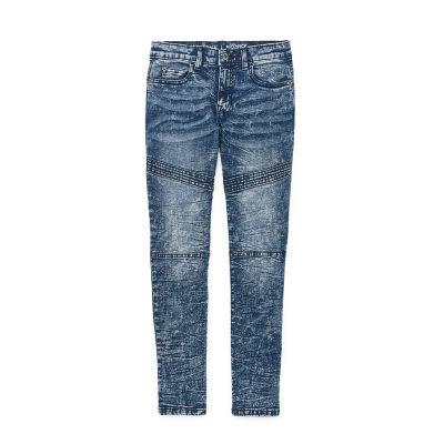 Arizona Advance Flex 360 Little & Big Boys Stretch Slim Fit Jean