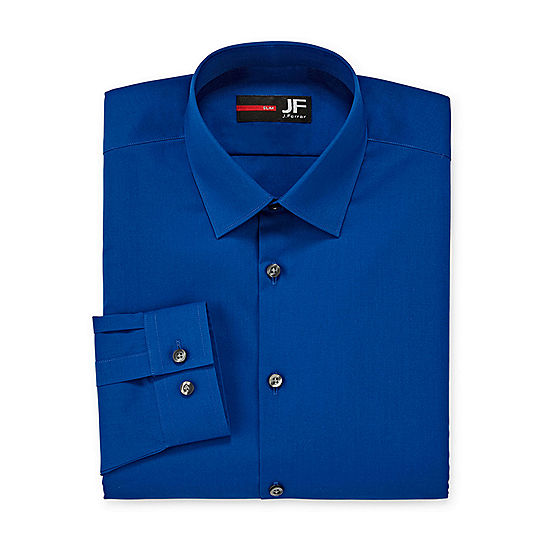 Corporate Blue Dress Shirt from JC Pennys