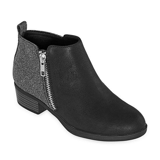 Arizona Girls Cora Booties Block Heel