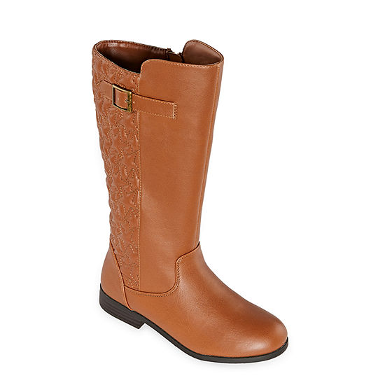 Arizona Girls Sage Block Heel Riding Boots