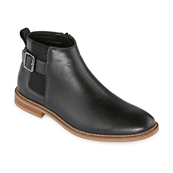 Arizona Mens Holland Flat Heel Chelsea Boots