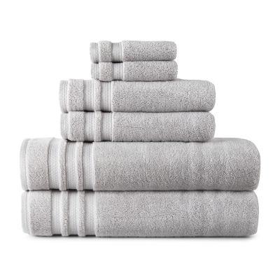 Liz Claiborne Luxury Egyptian Hygrocotton Loops Bath Towel