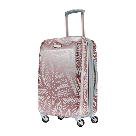 American Tourister Pirouette X 20 Inch Hardside Lightweight Luggage