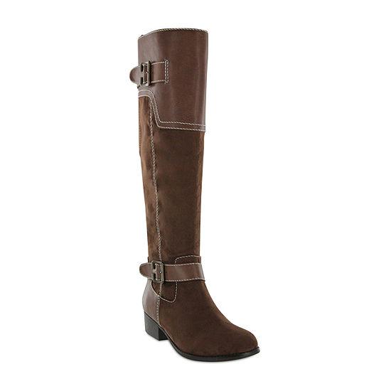 Mia Amore Womens Linn Riding Boots