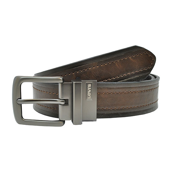 Levi's® Reversible Casual Men's Belt with Single Stitch