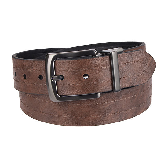 Levi's® Big & Tall Reversible Casual Men's Belt with Single Stitch