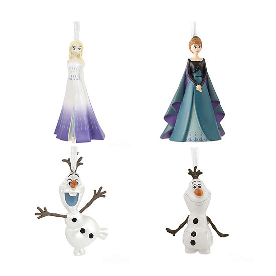 Hallmark Frozen Mix and Match Christmas Ornaments