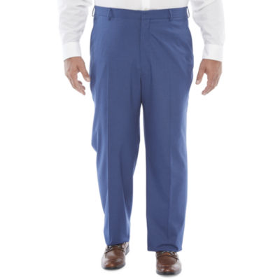 JF J.Ferrar Ultra Comfort Mens Stretch Classic Fit Suit Pants - Big and Tall