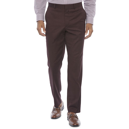 JF J.Ferrar Ultra Stretch Mens Slim Fit Suit Pants