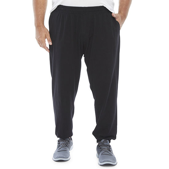 The Foundry Big & Tall Supply Co. Mens Mid Rise Regular Fit Pull-On Pants