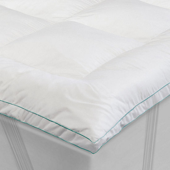 "SensorPEDIC® MemoryLOFT® Deluxe 3"" Memory Foam and Fiber Mattress Topper"