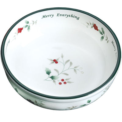 Pfaltzgraff® Winterberry Merry Everything Bowl