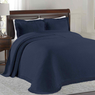 Lamont Home Woven Jacquard Bedspread