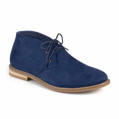 Vance Co Mens Manson Chukka Boots Lace-up