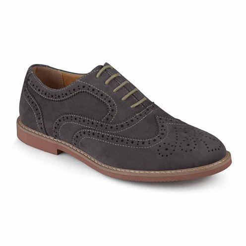 Vance Co Lantz Mens Oxford Shoes