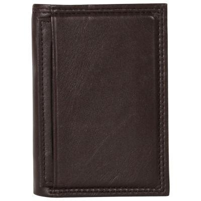 Buxton Emblem ID Trifold Wallet