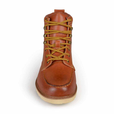 Vance Co Mens Wyatt Work Boots Lace-up