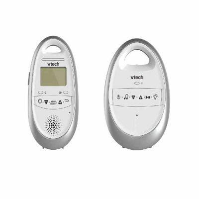 VTech DM521 Safe and Sound DECT 6.0 Digital Audio Baby Monitor with either One or Two Parent Units