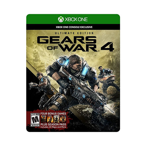 Microsoft - Xbox One Gears of War 4