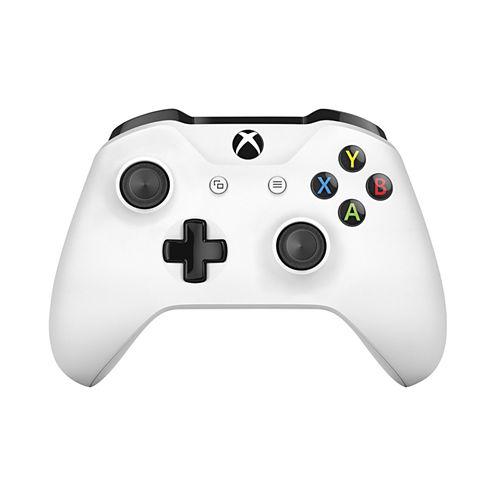 Microsoft - Xbox Wireless Controller - White