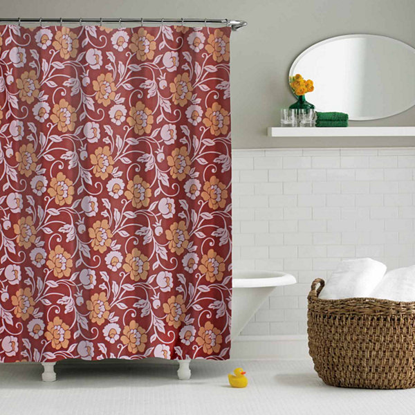 Gina's Garden Shower Curtain