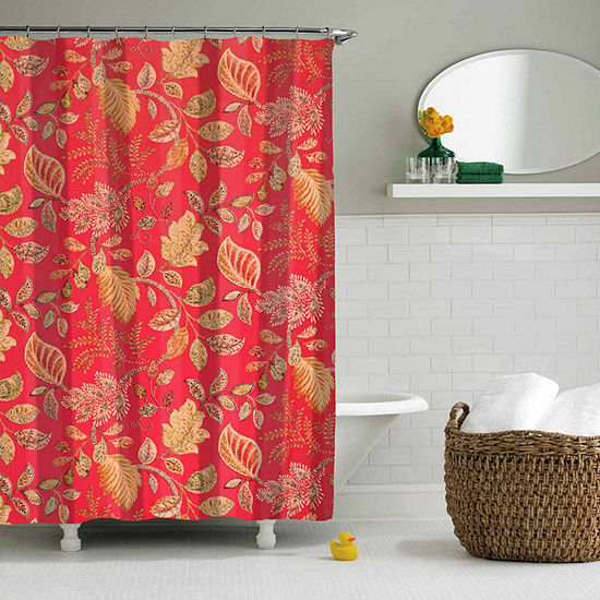Homewear Radiance Fabric Shower Curtain