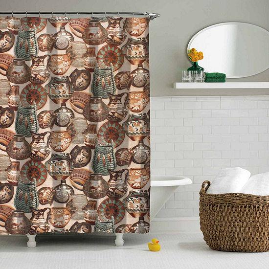 Artisan Shower Curtain