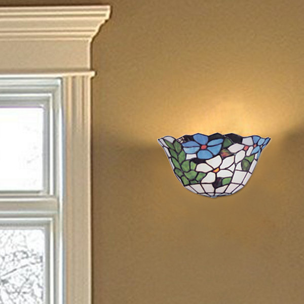 Dale Tiffany™ Flower Basket Wall Sconce