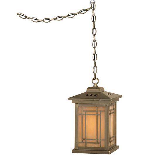 Dale Tiffany™ Mission Lantern Mini Pendant