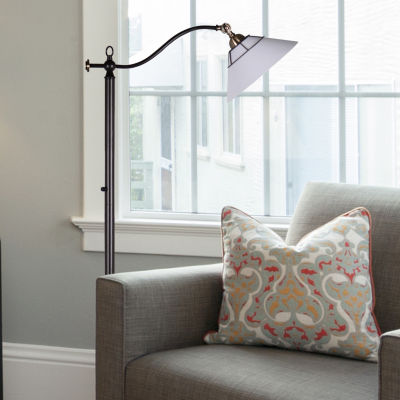 Dale Tiffany™ LED Laurel Downbridge Floor Lamp