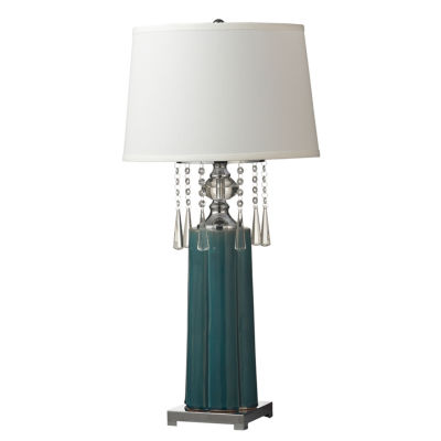 Dale Tiffany™ LED Tori Crystal Table Lamp