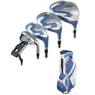 New Ray Cook Ladies Silver Ray  Complete Set WithBag