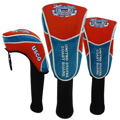 Hot-Z Headcover Set - Coast Guard