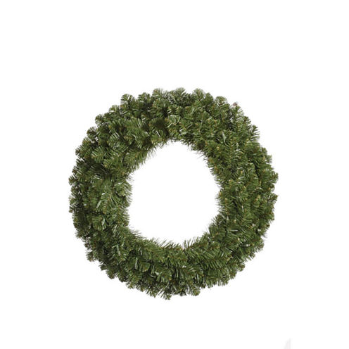 """48"""" Unlit Double-Sided Grand Teton Artificial Christmas Wreath"""