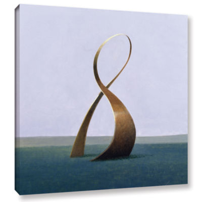 Brushstone Infinity Gallery Wrapped Canvas Wall Art