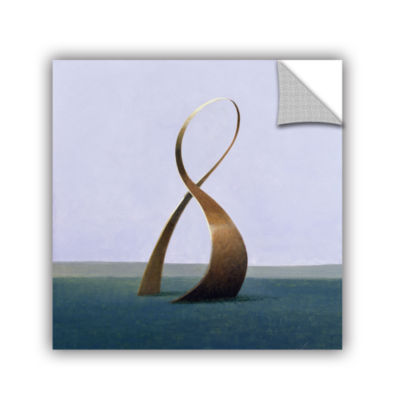 Brushstone Infinity Removable Wall Decal