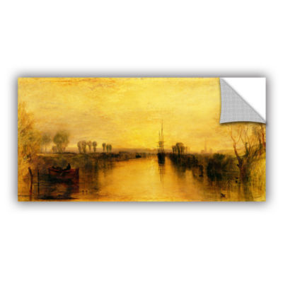 Brushstone Chichester Canal Removable Wall Decal
