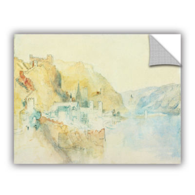 Brushstone On The Rhine Removable Wall Decal