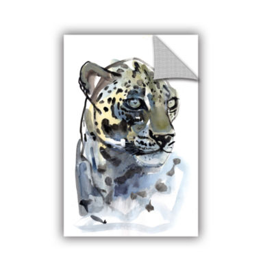 Brushstone Arabian Leopard I Removable Wall Decal