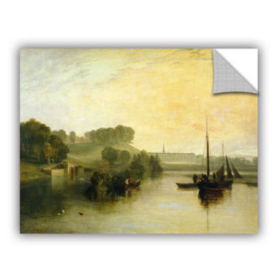 Brushstone Susse by The Seat of The Earl of Egremont Dewy Morning Removable Wall Decal