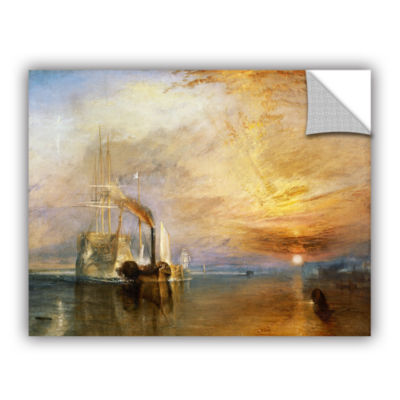 Brushstone The Fighting Temeraire Removable Wall Decal